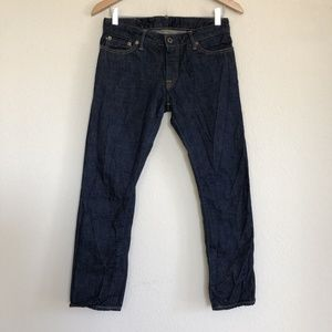 Tellason Ladbroke Grove Slim Tapered Jean Selvedge